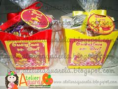 Cachepo com guloseimas - Ursinho Pooh (Atelier Aquarela - Convites e Lembranas Personal) Tags: pooh cachepo