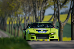 Tour Auto 2012 - De Tomaso Panthera (Guillaume Tassart) Tags: auto car race vintage de 2000 tour rally automotive racing historic classics legends rallye optic panthera tomaso