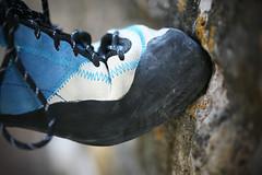 All in the feet (Adam Nott) Tags: stone wall shoe climb rubber climbing grip climbingshoe climbingbouldering
