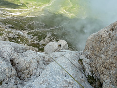 Alpinsimo Gran Sasso - Fog