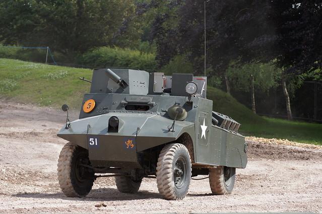 Morris Armoured Car