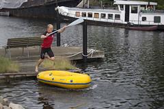Action front 2/11 (MaikenVL) Tags: training boat holmen hjemmevrnet hjv danishhomeguard
