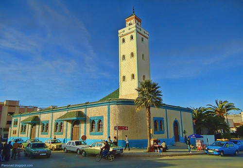 La mosquée de Selouane
