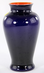 "1028. Nice Imperial ""Freehand"" Baluster Form Vase"