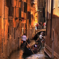 The richness in Venetian color and subtle shifts of hue (Bn) Tags: world life voyage street city trip travel venice houses windows light red sea summer people italy music orange sun color reflection heritage water beauty weather yellow river boats island mirror islands site italian ancient topf50 colorful warm europe italia ride taxi shoreline shift pedestrian tourist taxis canals unesco explore shade rowing gondola venetian richness topf100 venezia hue renaissance topf200 palaces gondolier itali veneti vaporetti 100faves 50faves 200faves