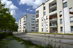 Les Jardins d'Oz & Les Canotiers (Alexandre Prvot) Tags: france building architecture construction nancy lorraine btiment immeuble urbanisme architectur amnagement cugn