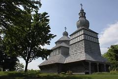 st. nicholas of myra, byzantine catholic chapel (---m---) Tags: architecture brighton pennsylvania chapel stnicholas woodenchurch beavercounty byzantinecatholicchapel