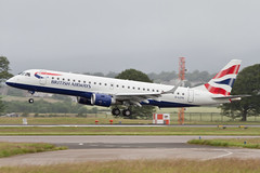 G-LCYK ERJ-190-100LR British Airways (kw2p) Tags: glasgow aircraft aviation aeroplane britishairways airliner embraer erj190 glasgowairport egpf erj190100lr erj190100 egpfgla glcyk