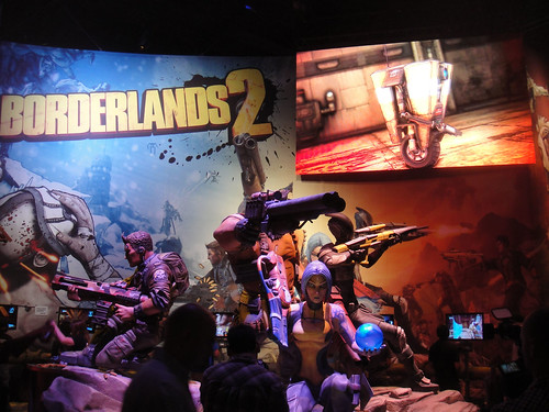 E3 Expo 2012- Borderlands 2