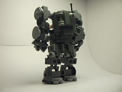 Ironclad Mech-Back (^obner^) Tags: lego mech ironclad