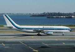 N213EA   Airbus A300B4-103   Eastern Airlines (cv880m) Tags: newyork airbus laguardia eastern lga eal a300 easternairlines n213ea