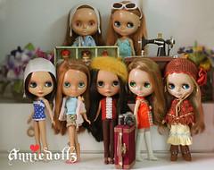 你好. Hello :) Tan girls.
