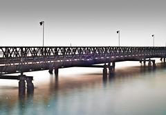 ellis island bridge (s t e f a n ~ l) Tags: bridge nikon ellisisland 2012 libertystatepark nikon50mm
