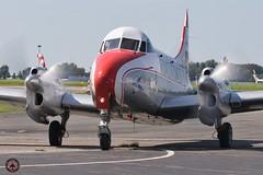 De Havilland D.H.104 Dove D-INKA (foto-metkemeier.net) Tags: ltuclassics dinka dehavillanddove luftbilderruhrgebiet luftbilderduisburg luftbilderessen luftbildercrangerkirmes crangevonoben rundflug ruhrgebiet