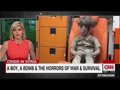CNNs Kate Bolduan sheds overcome while reporting little boy who survived bomb in Syria (Download Youtube Videos Online) Tags: cnns kate bolduan sheds overcome while reporting little boy who survived bomb syria