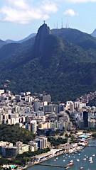 Corcovado and praia de Botafogo (giuseppe_calvetti) Tags: riodejaneiro corcovado botafogo cityscape brasil