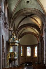 DSC07696 (imanh) Tags: kerk interieur preekstoel houtsnijwerk iman heijboer imanh elzas church interior pulpit woodcarving