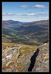 Glen Lyon (K-Burn) Tags: rocks valley glen woodland mountains glenlyon perthkinross