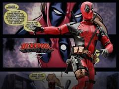 deadpool_011 (siuping1018) Tags: hottoys deadpool marvel photography actionfigures toy canon 5dmarkii 50mm
