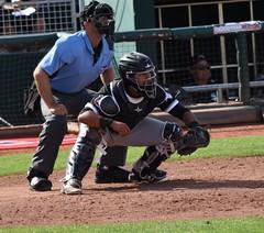 55 bulge (jkstrapme 2) Tags: baseball bulge cup crotch jockstrap