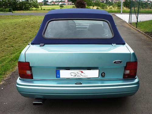 CK-Cabrio - Manufaktur für Cabrioverdecke: Ford Escort Cabrio ...