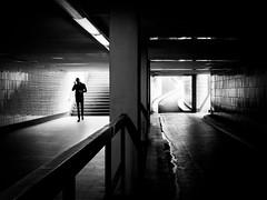 (frank_hb) Tags: hamburg steinstrase station ubahn subway bw