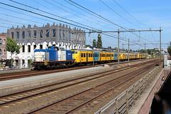 Volkerrail + Plan V in Amersfoort (PeterBrabant) Tags: koppelpoort amersfoort planv volkerrail 2035 480 452 456