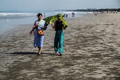 Viento (Nebelkuss) Tags: indonesia kuta bali playas beach viento wind elzoohumano thehumanzoo fujixe1 fujinonxf1855