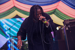 Eska @ Mostly Jazz Festival 6 (preynolds) Tags: concert gig livemusic dof canon5dmarkii mark2 raw tamron2470mm frontwomen singer singing stage stagelights birmingham moseley moseleyprivatepark soul music musician counteractmagazine noflash mostlyjazz2016