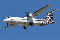 22 aot 2016 - PNG AIR - ATR 72-600   F-WWEG  msn 1347 - LFBO - TLS (gimbellet) Tags: canon nikon spotting spotter boeing blagnac lfbo toulouse tls toulouseblagnac transport transportation a320 a330 a380 aviation airplanes a340 aircraft avions aeroport airbus atr aeronautique a350 airplane airport aeroplane