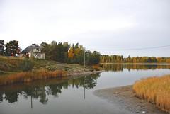 (Sameli) Tags: nature landscape sea autumn view water helsinki suomi finland