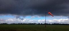 GAM Day 253 storm clouds (gamulryan) Tags: weather windsock
