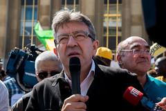 Jean Luc Mélenchon (dprezat) Tags: jeanlucmélenchon mélenchon partidegauche paris manifestation gabon election alibongo jeanping contest protest nikond800 nikon d800