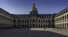 Cour dhonneur (Sorin Popovich) Tags: hteldesinvalides militaryhistory history museum veterans courdhonneur court buildings domeoflesinvalides paris architecture france