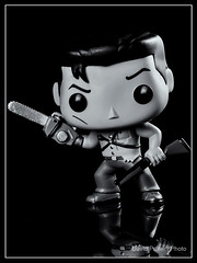 A good Ash (Puffer Photography) Tags: stilllife movies funko actionfigures toys funkofantasy studio 2016 pop armyofdarkness minifigs