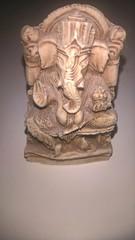 Ganesha the elephant god of luck (ShaluSharmaBihar) Tags: ganesha ganesh dharma hindu mythology hinduism hindus god bless praying elephant indian
