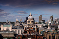 St Pauls Cathedral (iankent1963) Tags: catherdral london capital cityscape st pauls autumn landscape city river thames