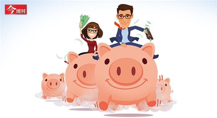 窮神糾纏!臺灣166萬戶陷入「負儲蓄」窘境