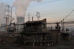 I_B_IMG_9100 (florian_grupp) Tags: asia china steam train railway railroad fuxin liaoning sy coal mine 282 mikado steamlocomotive locomotive