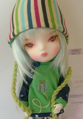 and not so serene (honeythorpe) Tags: winter person doll 21 secret bjd limited drusilla tinybjd unvierse loveontherox