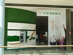 Vub Bank - Bratislava, Slovakia (Vladimir-911) Tags: bank financial banks institution