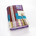crazy patchwork journal