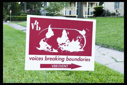 VBB signage