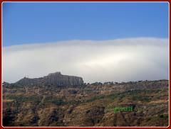 Temple on Top (Kquester) Tags: kali mandir pavagadh mahakali maakali shaktipeeth