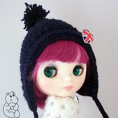 I Heart UK Hat