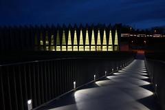 Mülimatt Brugg (gali367) Tags: schweiz switzerland ag architektur turnhalle aargau halle gebäude beton brugg sporthalle windisch sportzentrum faltwerk sportausbildungszentrum mülimatt faltbau faltbauwerk