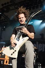 "Kvelertak @ Rock Hard Festival 2012 • <a style=""font-size:0.8em;"" href=""http://www.flickr.com/photos/62284930@N02/7184370887/"" target=""_blank"">View on Flickr</a>"