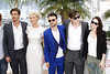 Kirsten Dunst, Tom Sturridge, Sam Riley, Kristen Stewart 'On the Road' photocall during the 65th Cannes Film Festival Cannes, France