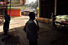 Street scene (fahim_123752) Tags: morning motijheel