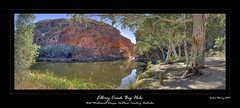 Ellery Creek Big Hole (Andrew Fleming Photography) Tags: trees water nt australia andrew waterhole northernterritory fleming centralaustralia andrewfleming ellerycreekbighole westmacdonnellranges westmacdonnellnationalpark